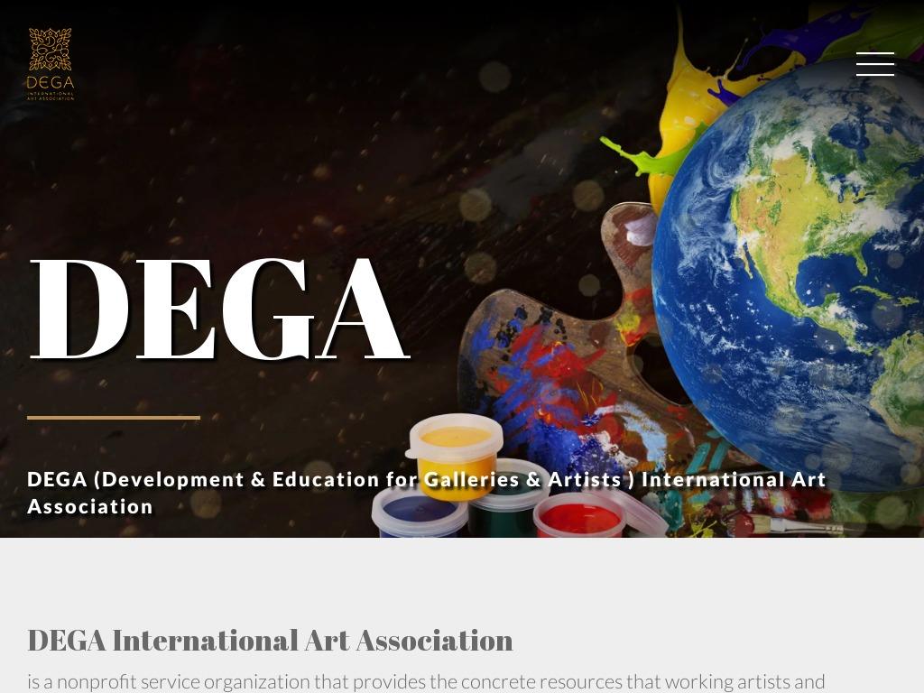 Art Dega artdega.org